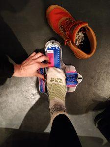 americke cislovanie obuv
