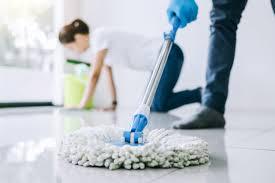 čistenie podláh
